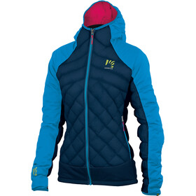 Karpos Lastei Active Plus Jacket Women insignia blue/dresden blue
